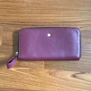 Brand New Smaak Amsterdam Leather Wallet