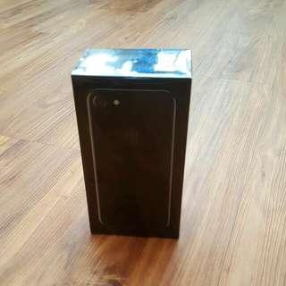 BNIB Iphone 7 128gb Jet Black