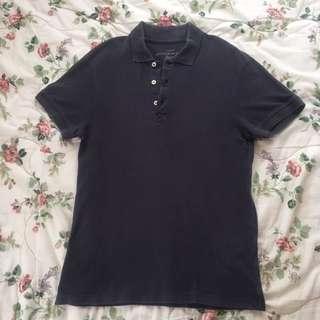 H&M Collar T Shirt