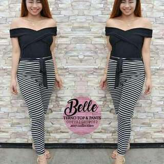 BELLE TOP & PANTS