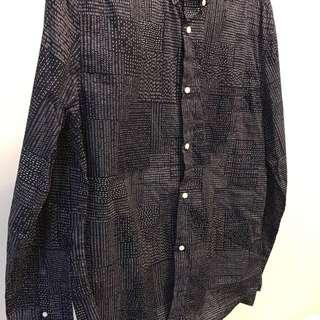 H&M 襯衫(M)