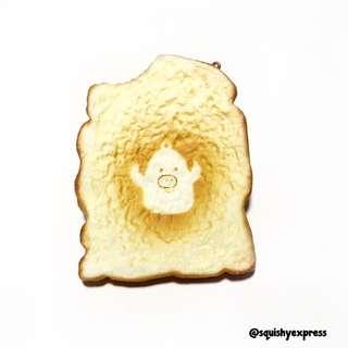 Jumbo Kiritori Toast Squishy