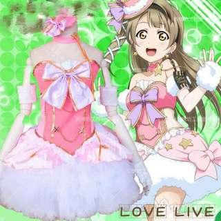 [PO] Love Live Kotori Cotton Candy Event Card Medley Festival Cosplay