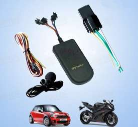 3G GPS Vehicle Tracker