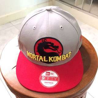 "New Era ""Mortal Kombat"" Snapback"