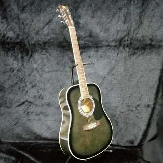 SX Acoustic Guitar Taiwanese Brand-Like New