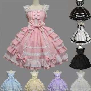 Lolita Ballgown Dresses
