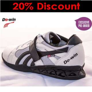 <Pre-Order Sales> DO-WIN/Dowin Pendlay Advance White/Black Shoes New