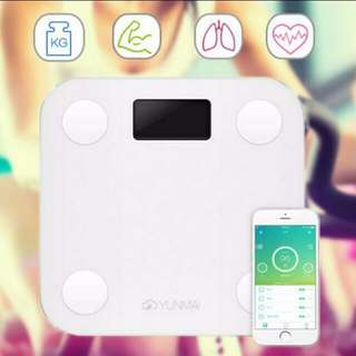 <NEW> PREMIUM WEIGHING BODY FAT ANALYSER - 6 MONTHS WARRANTY & FREE DELIVERY New