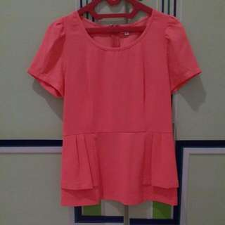 Stabilo Pink Top
