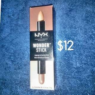 💥PRICE DROP💥 BNIB Nyx Wonder Stick: Highlight And Contour Stick