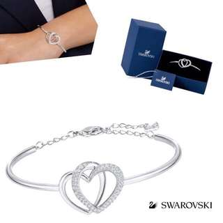 Swarovski ~ Dear Bangle, White