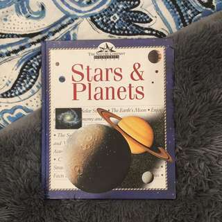 Planets and Stars Book