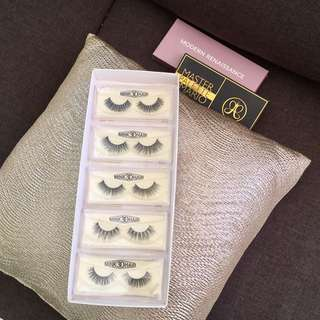Real Mink Lashes Collector's Edition