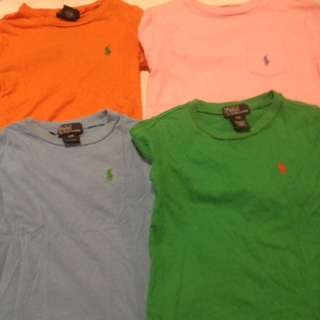 Polo By Ralph Lauren Kids T Shirts