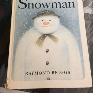 The Snowman - Raymond Briggs Children's Literature Classic