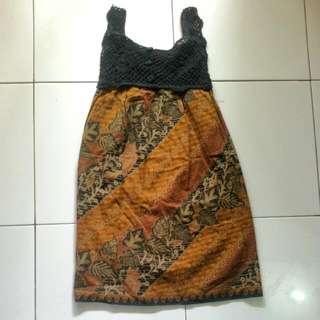 batik rajut