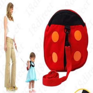 LADY BUGS KIDS KEEPER SAFETY HARNESS