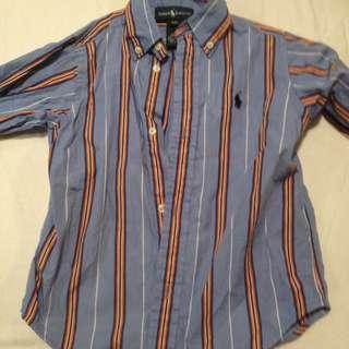 Ralph Lauren Kids Shirts