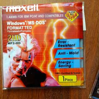 Maxell 1.44MB Diskette