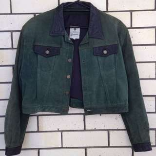 Vintage GENUINE LEATHER Jacket