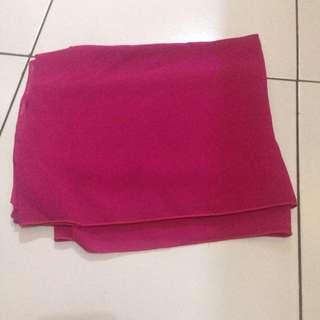 Pasmina Ceruti Georgette (pink Fanta)