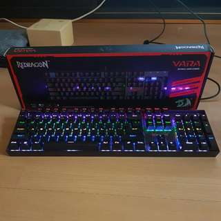 Redragon K551A Vara RGB Backlit Mechanical Gaming Keyboard