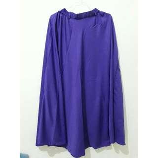 Long Skirt Purple By Callanda Hijab