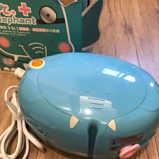愛樂恩 3 in 1 噴霧器、鼻腔清潔多功能機