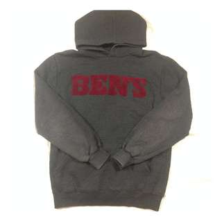 Hoodie No Brand Bens Size L Second import Murah
