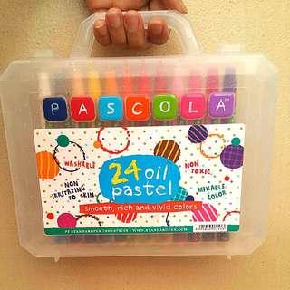 Crayon Pascola
