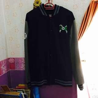Morning Rocket Varsity Jacket