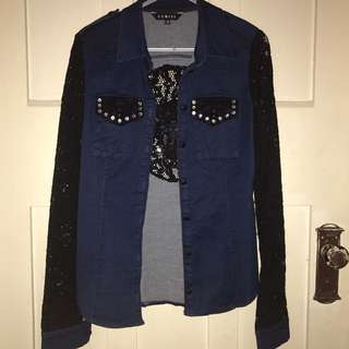 Denim Jacket EGOIST
