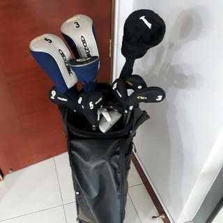 Oozler Golf Set