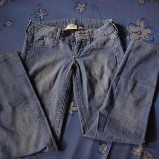 Mango Light Jeans