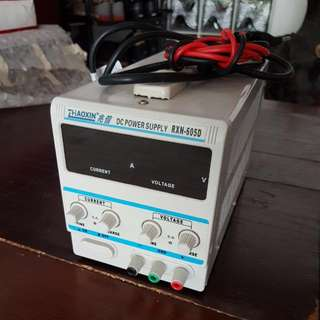 DC Lab Bench Power Supply 0-60v