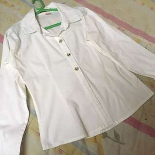 Longsleeves button down Polo