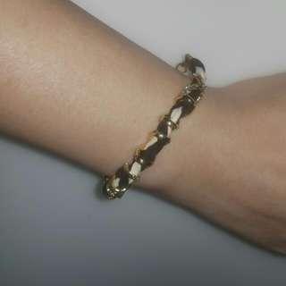 Korean made stylish wristlet