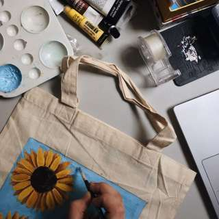 CUSTOMISED TOTE BAGS & PENCIL CASES