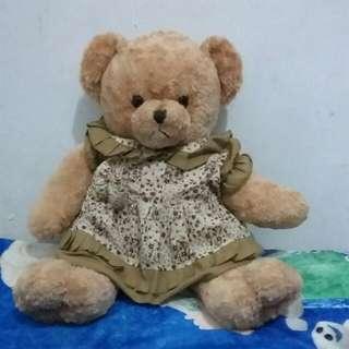 Boneka Bear Coklat