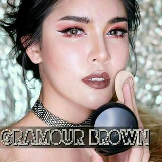 Softlens Gramour Brown Guess Secrets Plano
