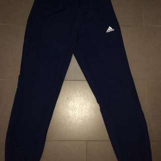Adidas Navy Blue Pants