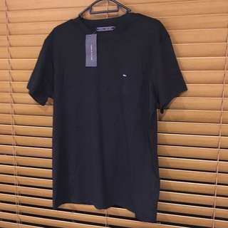 TOMMY HILFIGER Embroidered Logo Tshirt