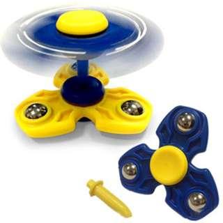 Spinner Dengan Gagang Putaran