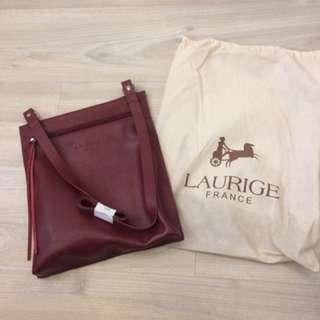 Laurige France - Liberty Bag - Burgundy