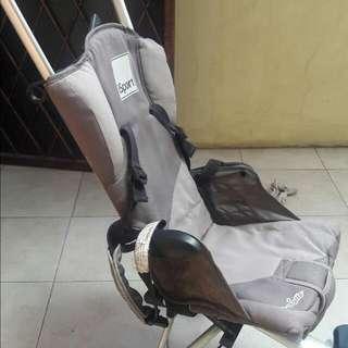 Stroller Coco Latte