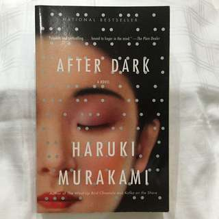 "Haruki Murakami ""After Dark"" (Paperback)"