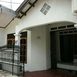 Rumah Manis Dijual Perumahan Jati Mulia Bekasi