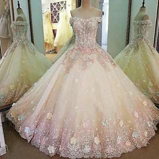 Promo WEDDING GOWN