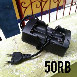 charger 2slot battery